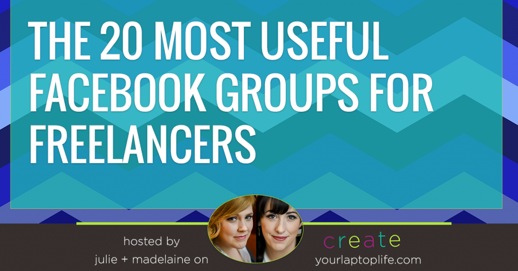 The 20 Most Useful Facebook Groups for Freelancers