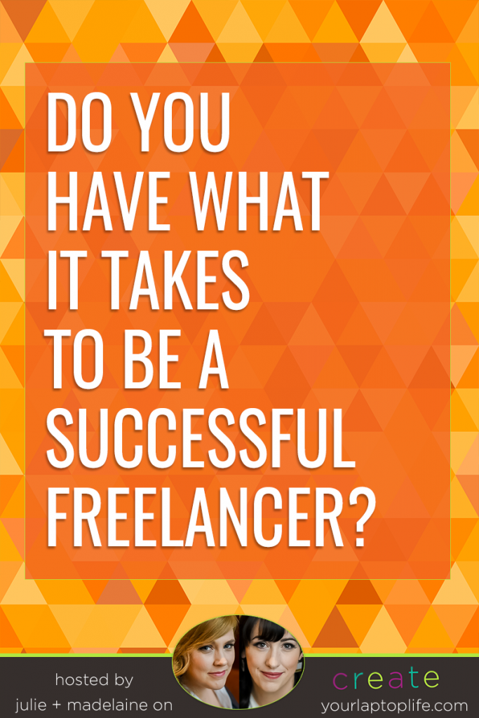 Successful freelancing is the ability to make a livable income without sacrificing your hygiene, your marriage & relationships, or your health.